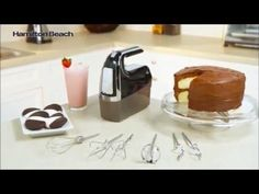 Hamilton Beach Hand Mixer with Snap on Case Best Stand Mixer, Hand Mixer, Hamilton Beach, Cooking Tools, Lp, Desserts, Food, Diy Kitchen Appliances, Tailgate Desserts