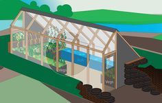 The Greenhouse Of The Future: A Step-By-Step Builder's Guide