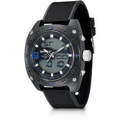 [Walmart] Relógio Masculino Speedo display analógico e digital, cronógrafo R$ 104,00