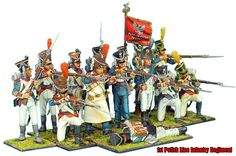 First Legion - Grand Duchy of Warsaw Napoleonic Figures
