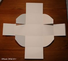 Wenches Kort og Papir: Bowl-box Tutorial!! Cards, Paper Products, Scrap, Tutorials, Gifts, Maps, Playing Cards, Wizards