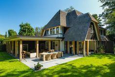 Villa met groot terras