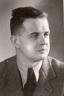 Franz Suchomel (3 December 1907 - 18 December 1979) was a Sudeten German Nazi and Unterscharführer (junior sergeant) in the SS. During World War II he participated in the Action T4 euthanasia program, Operation Reinhard, and the Einsatzgruppen in the Adriatic operational zone. He was convicted of war crimes at the Treblinka Trials in September 1965 and spent six years in prison.