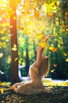 voorbeelden fotoshoot herfst