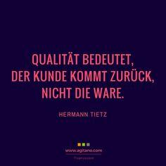 #qualität #vertrieb #business #produkt #zitate #sprüche