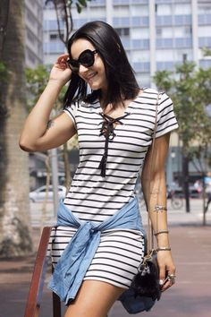 Eu e minhas Stripes