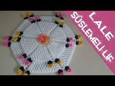 Woolen Craft, Weaving Patterns, Crochet Videos, Doilies, Crochet Necklace, Crochet Hats, Kids Rugs, Youtube, Knitting