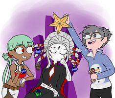 Festive Salem | RWBY | Know Your Meme