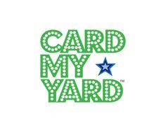 Card My Yard is the premier yard greeting and yard sign rental service in San Antonio
