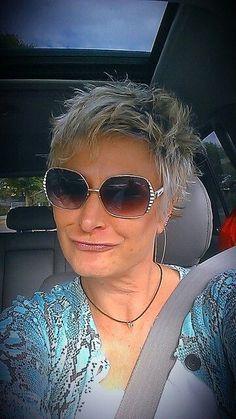 Altern Sie Anmutig Und Schön Mit Diesen Schönen Kurze Frisuren Für Ältere Frauen - Seite 4 von 7 -