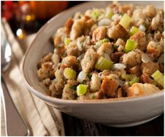 #GlutenFree French Canadian Christmas Stuffing Recipe