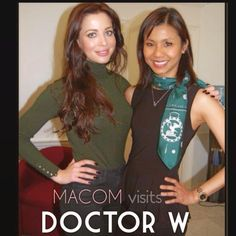 Dr Amanda Wong - Powell uses MACOM garments for her VASER patients #courthouse #clinics