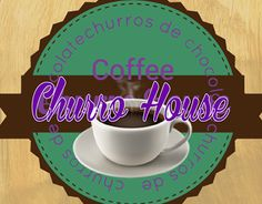 "Check out new work on my @Behance portfolio: ""Churros House Logo design"" http://be.net/gallery/50384521/Churros-House-Logo-design"