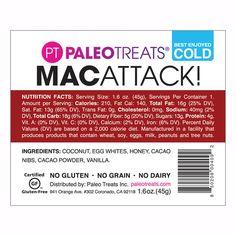 Mac Attack! | Paleo Treats®