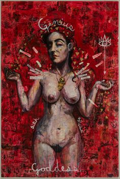 MOLLY CRABAPPLE - Annotated Muses - September 10 - October 15, 2016 - Postmasters Gallery - NYC