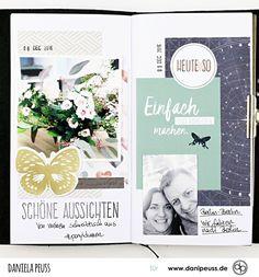 Inspirationsseite im danidori Memory Notebook von Daniela Peuss #danidori #MemoryNotebook #danipeuss
