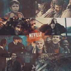 "acciohedwig: "" The Magic Begins: Day 1 - Favorite Character "" Neville Longbottom, a hero in his own right …Nor had he said anything on the subject of Bellatrix and her fellow torturers' escape; Harry And Ginny, Harry James Potter, Harry Potter Magic, Ron And Hermione, Harry Potter Universal, Harry Potter Fandom, Harry Potter World, Neville Longbottom, Must Be A Weasley"