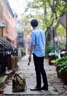 Truffol.com | Urban man. #style #menswear #casual #tidy #everday #urbanman