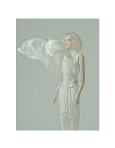 Void, graduation collection of Yvonne Laufer
