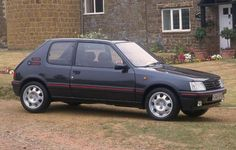Our users offers Restored cars in all cities of US. Find Your new car today! Buy a car on credit or for cash. Prices for Peugeot 205 Peugeot 205 Gti, 3008 Peugeot, Classic Motors, Classic Cars, Retro Cars, Vintage Cars, Renault 5 Gt Turbo, Automobile, Car Images