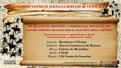 """Non dimenticate che """"A #Gubbio vanno in scena i Capitani di Ventura"""" 👂🏼📡✍🏼 #spot su @YouTube #watch #ConCariPerugia Youtube, Youtubers, Youtube Movies"""