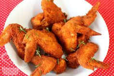 Asinhas crocantes | Aves | Receitas Gshow Chef Recipes, Appetizer Recipes, Appetizer Ideas, Meat Rolls, Fruits And Veggies, Tandoori Chicken, Fried Chicken, I Love Food, Food Hacks