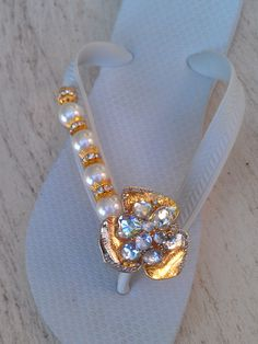Gold N Pearls  By Flipinista, Your BFF  Regsitered Trademark<3