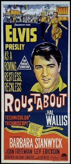 Elvis Presley Movies, Elvis Presley Photos, Style Movie, Rock Concert, Cult Movies, Film Music Books, Granny Squares, Film Posters, Vintage Movies