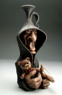 """""""Gangster with an inner child"""" 