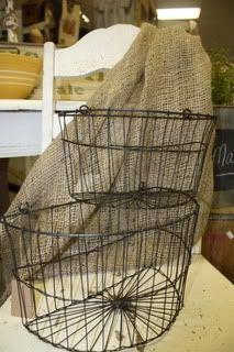 love metal industrial baskets