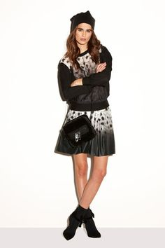 Milly Pre-Fall 2014 Fashion Show Monster High, Mode Grunge, 2014 Trends, Street Style Looks, Fashion Show, Fashion Design, Special Occasion Dresses, Ready To Wear, Couture