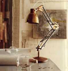 $390.00 Roost Enzo Articulated Lamp