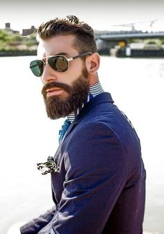 barbe hypster chic