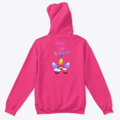 Pretty Like A Unicorn Heliconia T-Shirt Back 19 Kids, Baby Kids, Unicorn Kids, Spiritual Meaning, Cool Kids, Kids Toys, Gift Ideas, Sweatshirts, Children