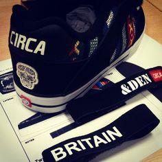 "C1rca x Go-Britain ""Day of the dead"" collab"
