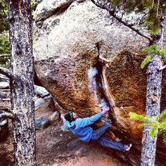 www.boulderingonline.pl Rock climbing and bouldering pictures and news Daniel Woods repeats