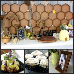 Honeybee Bridal Shower, they're Meant to Bee :)