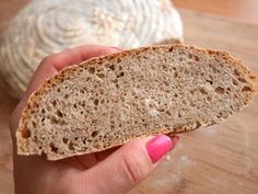 Můj oblíbený recept na kváskový chléb - Avec Plaisir