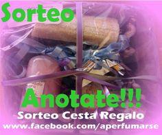 Sorteo en nuestro facebook:  facebook.com/aperfumarse