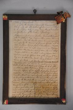 Hand written letter from Jonathan Trumbull, Lebanon, CT 1776. Part of letter: Intelligence is just received from General Washington of the necessity of a large Augmentation of our forces at New York. That the number of our enemies is greatly increase - Realized Price: $7,375.00