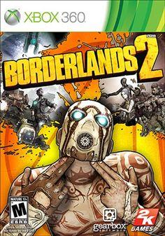 Rent Borderlands 2 on Xbox 360 - www.gamefly.com Borderlands 2 f3f09d849b94b