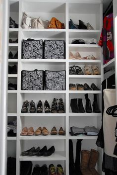 DIY Master Closet (Before and After)