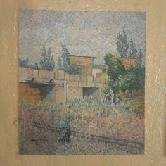 Soweto impressionist artist mandla mogale Impressionist Artists, Painting, Painting Art, Paintings, Painted Canvas, Drawings