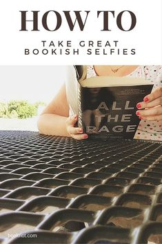 Up your bookish selfie game with our how-to guide to simple tricks you can try with nothing more than your camera phone. Taking Pictures, Funny Pictures, Book Review Template, Funny Quotes, Funny Memes, Memes Humor, Writing A Book Review, Top Reads, Book Instagram