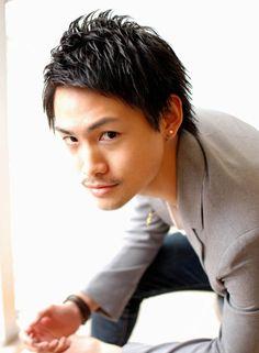 ワイルドショート 【CARE Umeda】 http://beautynavi.woman.excite.co.jp/salon/21396?pint ≪ #menshair #menshairstyle・メンズ・ヘアスタイル・髪形・髪型≫