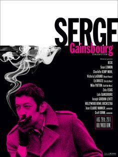 Serge Gainsbourg Tribute (beck, mike patton, sean lennon, joseph gordon-levitt) by Kii Arens