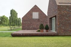 Roeselare, Belgium House W at R BURO II & ARCHI+I