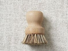 Kitchen Cleaning Pot Brush from West Elm Market, Remodelista