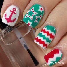Plump and Polished #nail #nails #nailart