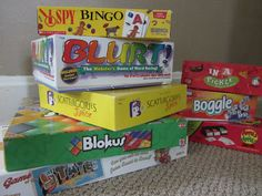 Top 10 Language-Based Board Games for Elementary Kids